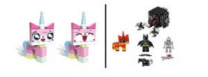 LEGO The LEGO Movie Uni Cuteskitty Cheerkitty, January 2015 set SDCC 2014