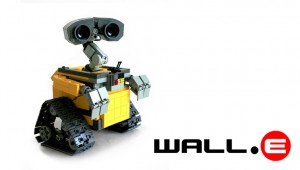 LEGO Wall E Potential LEGO Ideas Set July 2014