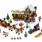 LEGO 10245 Creator Expert Santa's Workshop - Toysnbricks
