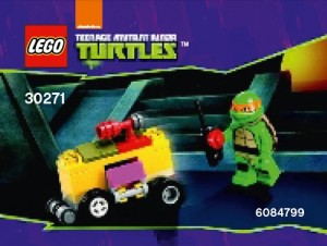 LEGO 30271 Teenage Mutant Ninja Turtles Mikey's Mini-Shellraiser Polybag - Toysnbricks