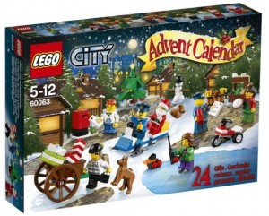 LEGO City 60063 Advent Calendar 2014 - Toysnbricks