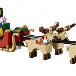 LEGO Creator Expert Santa's Workshop 10245 Reindeer - Toysnbricks