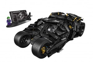 LEGO DC Super Heroes 76023 Batman UCS The Tumbler - Toysnbricks