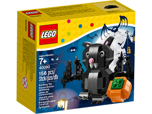 LEGO Halloween 40090 Bat Set 2014 (Box Art)