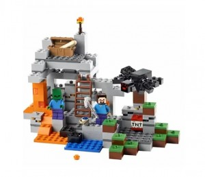 LEGO Minecraft 21113 The Cave (Pre)