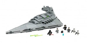 LEGO Star Wars Imperial Star Destroyer 75055 - Toysnbricks