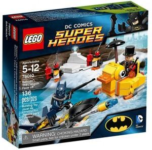 LEGO Super Heroes DC Batman The Penguin Face off 76010 - Toysnbricks