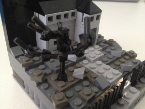 [MOC] Haunted House (Microscale)