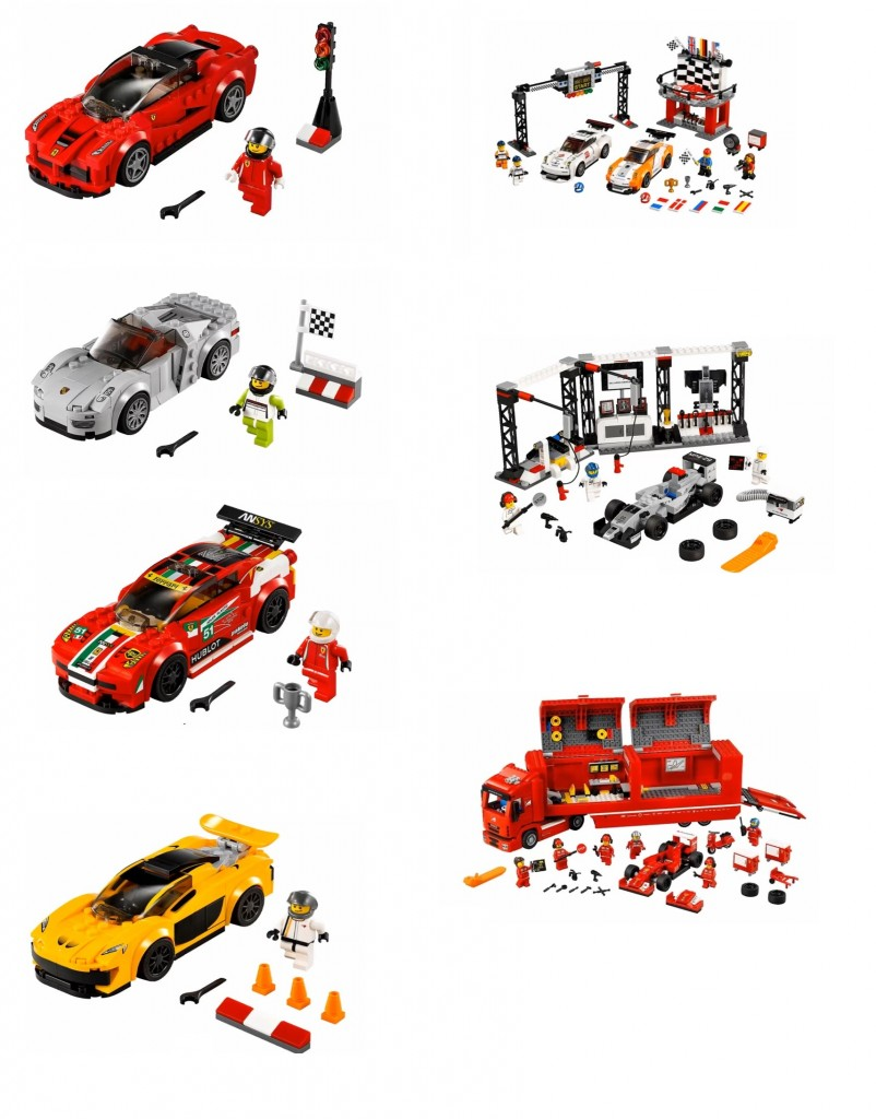 2015 LEGO Speed Champions Pictures 75899 75908 75909 75910 75911 75912 75913