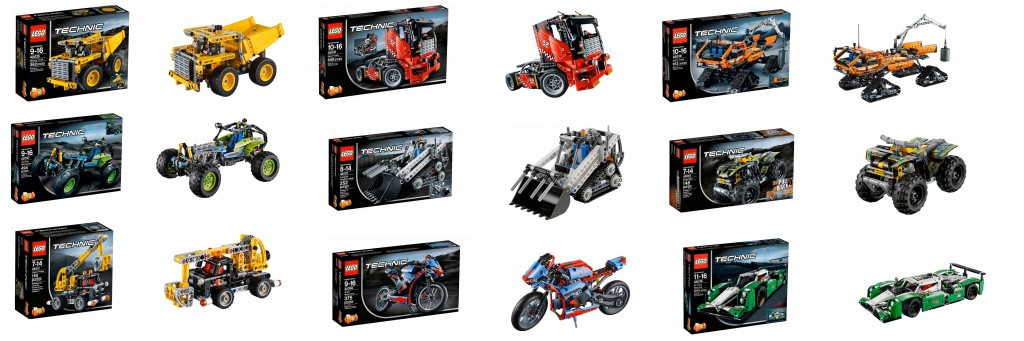 2015 LEGO Technic Set Pictures 42031 42032 42033 42034 42035 42036 42037 42038 42039
