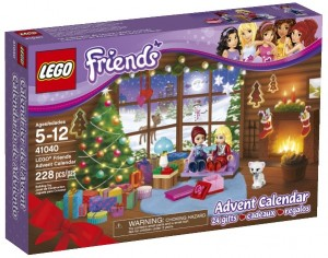 LEGO Friends Advent Calendar 41040 - Toysnbricks