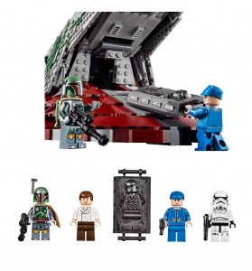 LEGO Star Wars 75060 UCS Slave I Set Minifigures