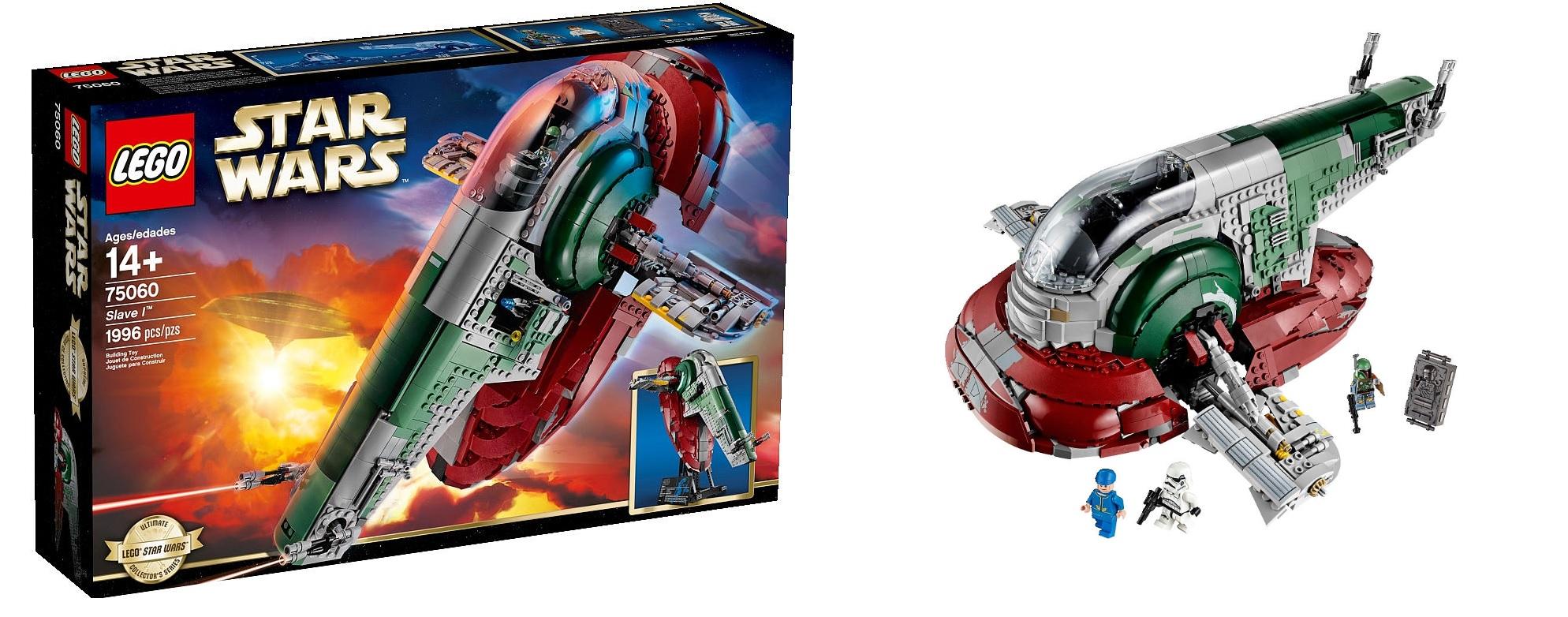Lego star wars 75060 ucs slave i set pictures