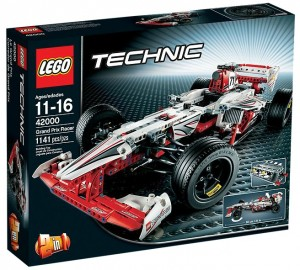 LEGO Technic 42000 Grand Prix Racer - Toysnbricks