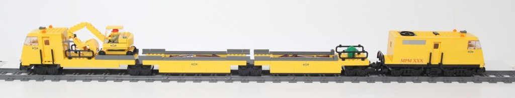 [MOC] Multi-Purpose Machine (MPM) Train