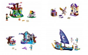 2015 LEGO Elves Set Pictures 41071 41072 41073 41076