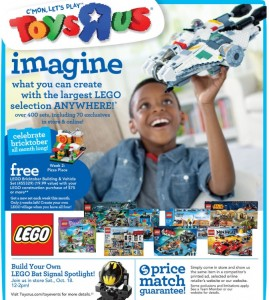 Bricktober 2015 Week 2 ToysRUs USA LEGO Sale