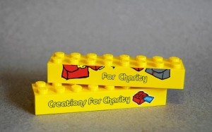 Creations for Charity LEGO 2014 Brick Gifts