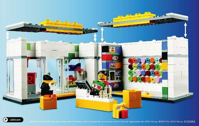 Lego store sales / Hair coloring coupons