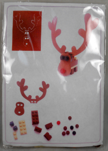 LEGO Muji Japanese Animal Holiday Reindeer Set eBay