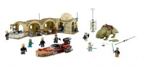 LEGO Star Wars 75052 Mos Eisley Cantina - Toysnbricks