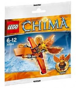 LEGO Chima 30264 Frax Phoenix Flyer Polybag - Toysnbricks