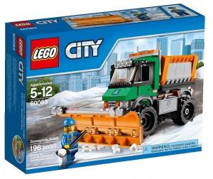 LEGO City 60083 Snowplow Truck - Toysnbricks