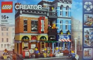 LEGO Creator Expert 10246 Detective's Office 2015 Modular Building (Pre)