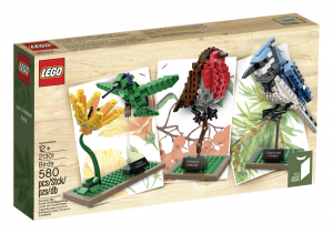 LEGO Ideas 21301 Birds Production Box Image - Toysnbricks