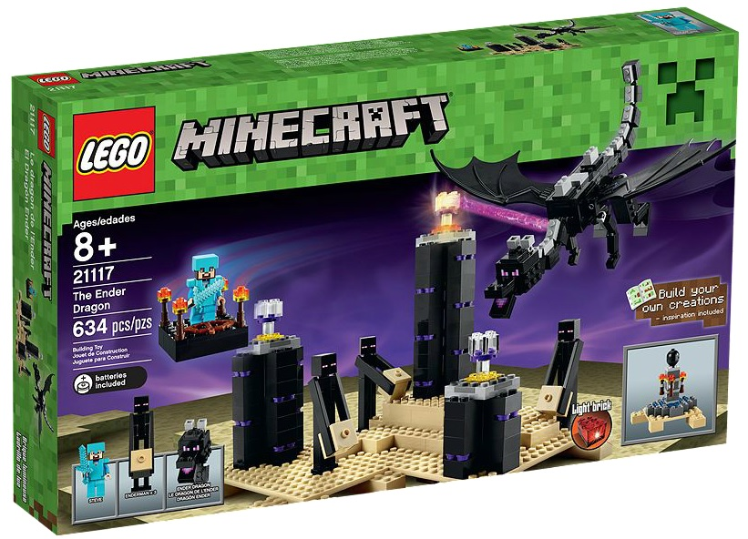 LEGO Minecraft The Ender Dragon 21117 - Toysnbricks