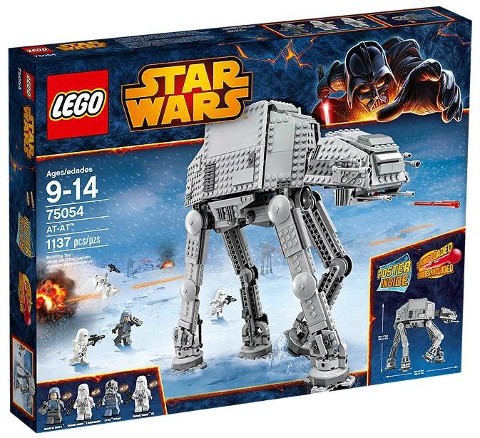 LEGO Star Wars AT-AT 75054 - Toysnbricks