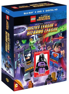 LEGO Super Heroes Justice League vs Bizarro League Movie