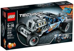 LEGO Technic 42022 Hot Rod - Toysnbricks