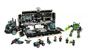 LEGO Ultra Agents Ultra Agents Mission HQ 70165 - Toysnbricks