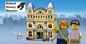 Natural History Museum tjspencer 1 - Potential LEGO Ideas set
