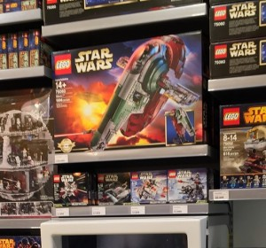 December 2014 LEGO Star Wars 75060 Slave I UCS Available at LEGO Brand Stores