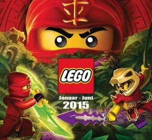 January 2015 LEGO Catalog German