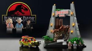 Jurassic Park Creation Potential LEGO Ideas Set December 2014