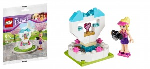 LEGO Friends 30204 Wish Fountain - Toysnbricks