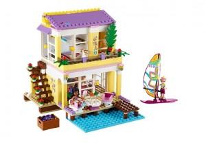 LEGO Friends Stephanie's Beach House 41037 - Toysnbricks