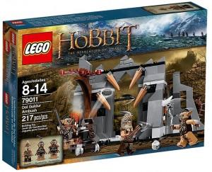 LEGO Hobbit 79011 Dol Guldur Ambush 79011 - Toysnbricks
