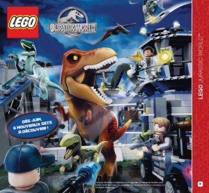 LEGO Jurassic World 2015 First Picture set