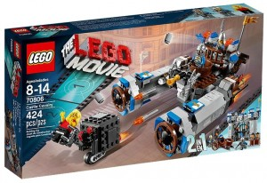 LEGO Movie Castle Cavalry 70806 - Toysnbricks