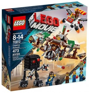 LEGO Movie Creative Ambush 70812 - Toysnbricks