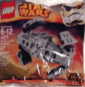 LEGO Star Wars 30275 TIE Advanced Prototype (Pre)