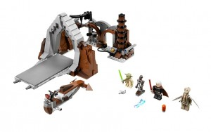 LEGO Star Wars 75017 Dual on Geonosis - Toysnbricks