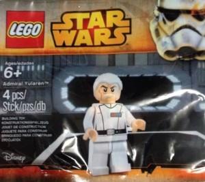 LEGO Star Wars Admiral Yularen Minifigure Polybag 2015