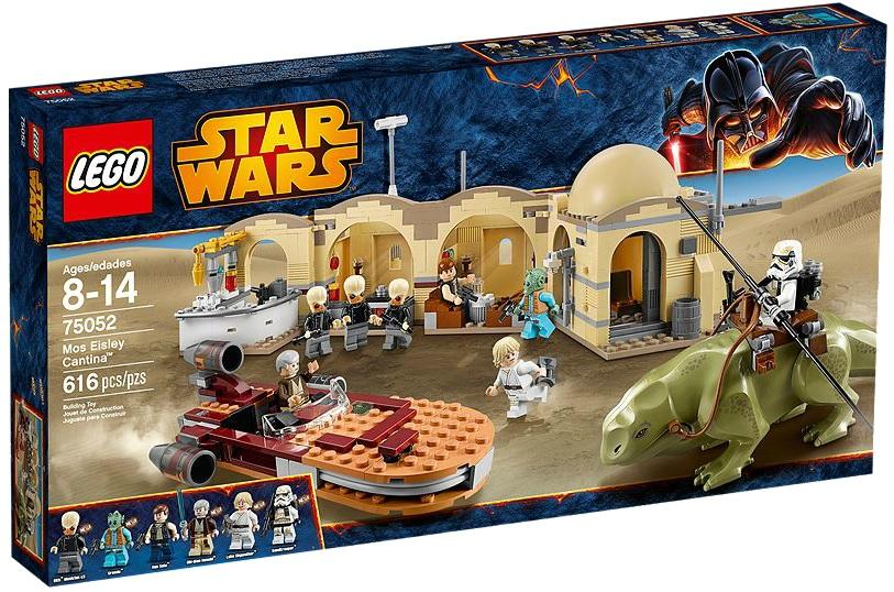 LEGO Star Wars Mos Eisley Cantina 75052 - Toysnbricks