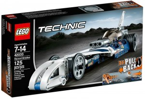 LEGO Technic 42033 Record Breaker - Toysnbricks