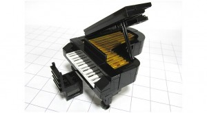 Piano Hidaka Creation - Potential LEGO Ideas Set